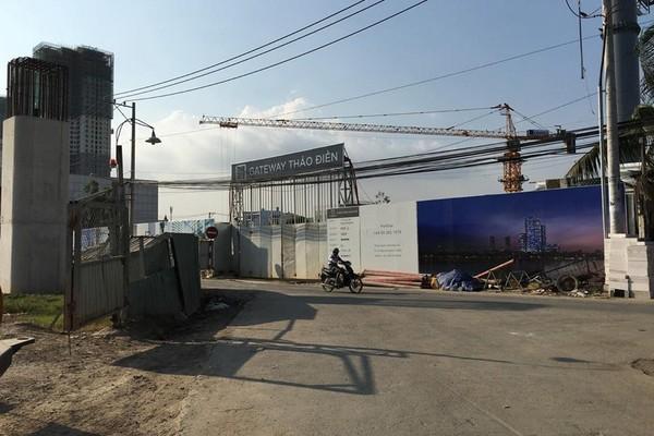 dự án chậm tiến độ, dự án Masteri Thảo Điền, dự án The Capella, dự án Gateway Thảo Điền