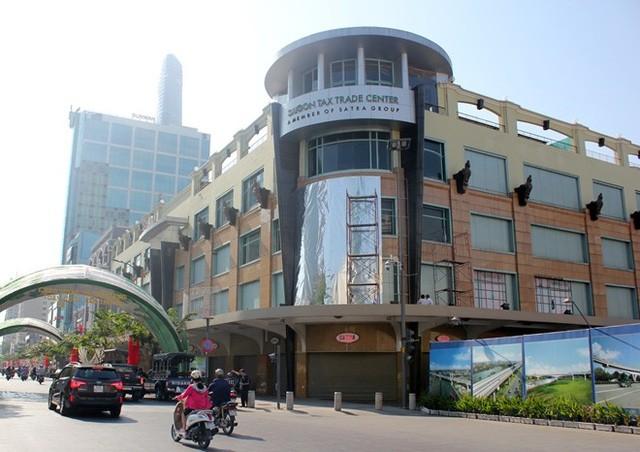 Thương xá Tax cũ sẽ được bảo tồn một phần khi xây dựng trung tâm thương mại mới. Ảnh: Zen Nguyễn