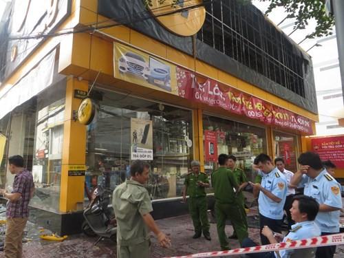Thế Giới Di Động và những smart phone sót lại sau vụ cháy lớn ở Sài Gòn - ảnh 7