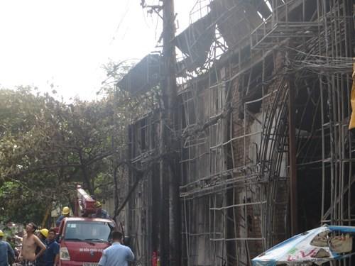 Thế Giới Di Động và những smart phone sót lại sau vụ cháy lớn ở Sài Gòn - ảnh 22
