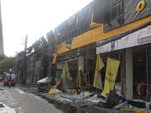 Thế Giới Di Động và những smart phone sót lại sau vụ cháy lớn ở Sài Gòn - ảnh 1