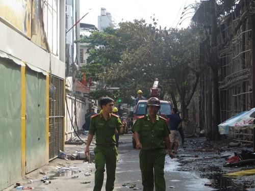 Thế Giới Di Động và những smart phone sót lại sau vụ cháy lớn ở Sài Gòn - ảnh 23