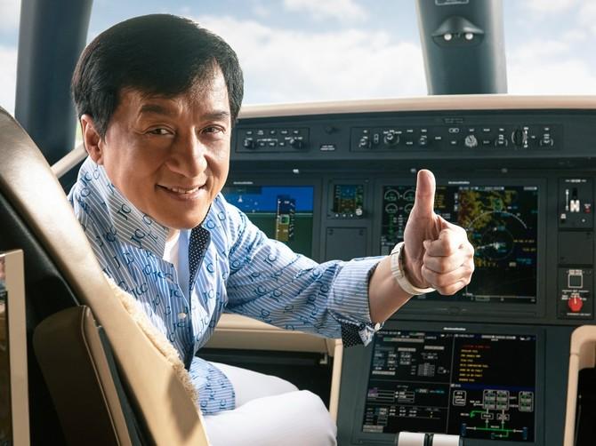 Jackie Chan chấp thuận!
