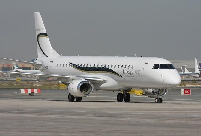 ... Công ty đã làm việc chăm chỉ trong vòng hai thập kỷ qua để cung cấp máy bay phản lực doanh nghiệp đẳng cấp thế giới, giống như lớn cabin này Lineage 1000.