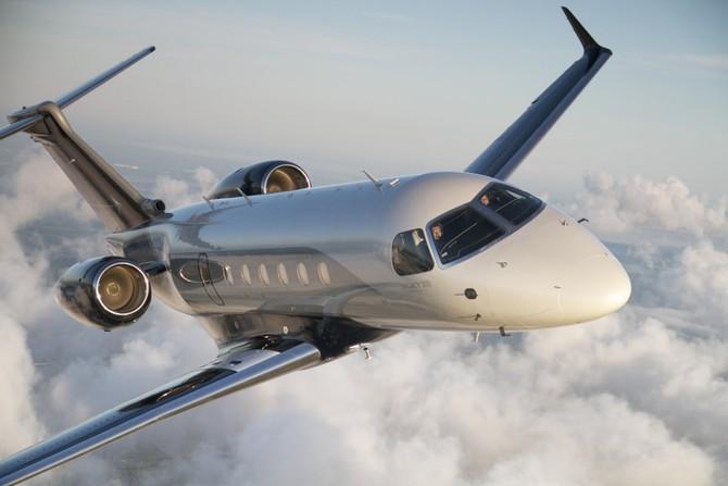 The Legacy 500 được áp lực đến độ cao 6.000 feet. Trong khi đó, máy bay thương mại thường được áp lực đến độ cao 8.000 feet.