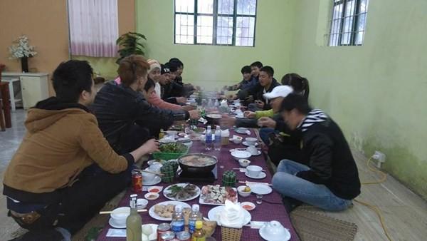 cong nhan, Samsung, Tet Nguyen dan, lao dong, lam viec