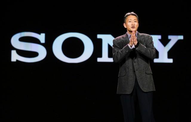 CEO Kazuo Hirai đang gánh vác trọng trách đưa Sony trở lại vị thế của người dẫn đầu.