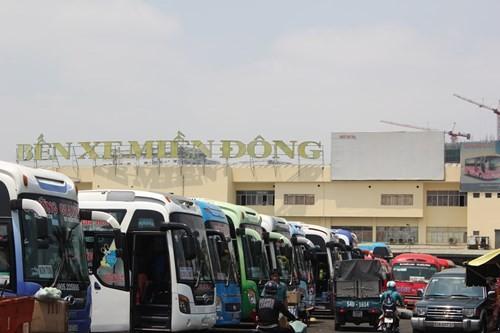 Vì sao bến xe Miền Đông ở giữa Sài Gòn 31 năm sắp dời ra quận 9? - ảnh 9