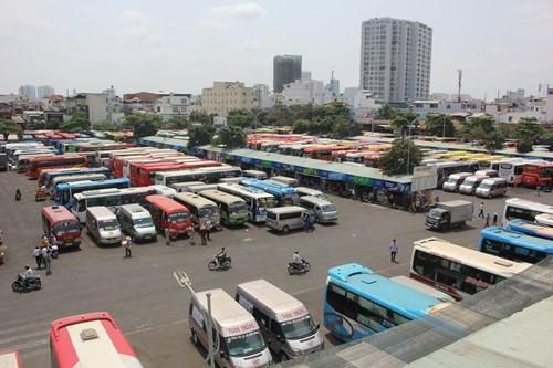 Vì sao bến xe Miền Đông ở giữa Sài Gòn 31 năm sắp dời ra quận 9? - ảnh 5