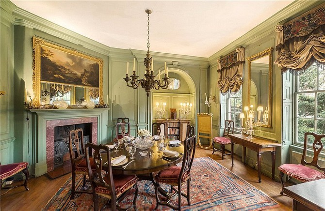 Michael Bloomberg - London Mansion