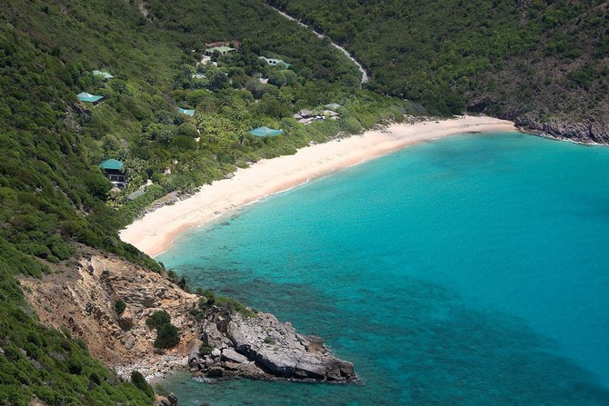 Roman Abramovich - St. Barth's Estate