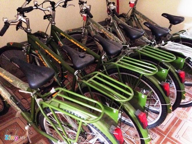 Xe đạp tuần tra: Vì sao xếp xó?