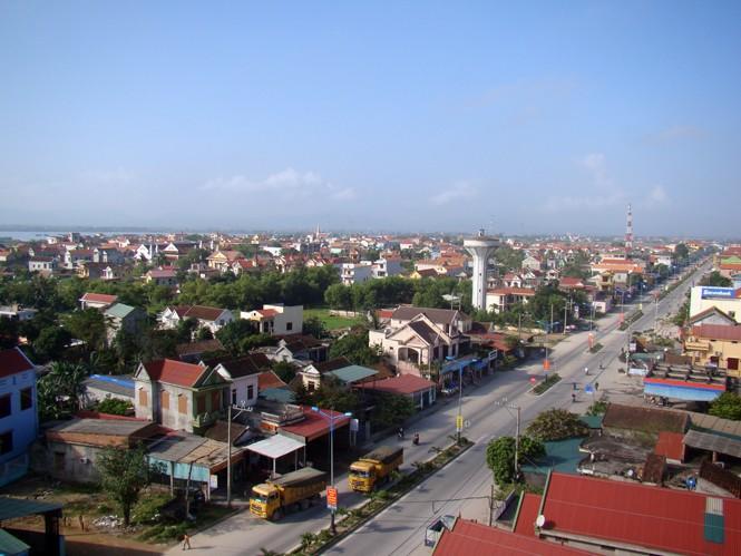 Thị trấn Ba Đồn (huyện Quảng Trạch, Quảng Bình)