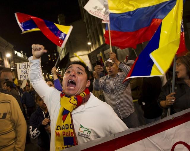 Reuters/Guillermo Granja