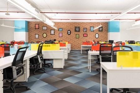 Văn phòng trẻ trung, hiện đại của InMobi