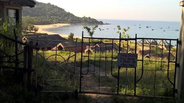 Dự án Khu du lịch Bãi Bụt hơn 10 năm nay án binh bất động