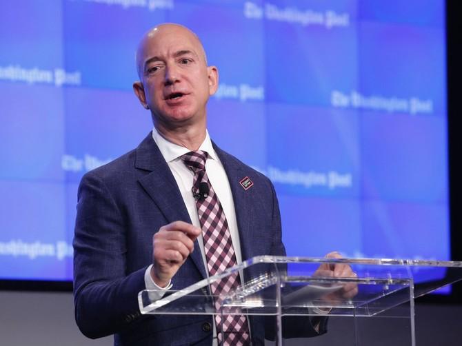 Jeff Bezos đã có một công việc vừa ý về tài chính.