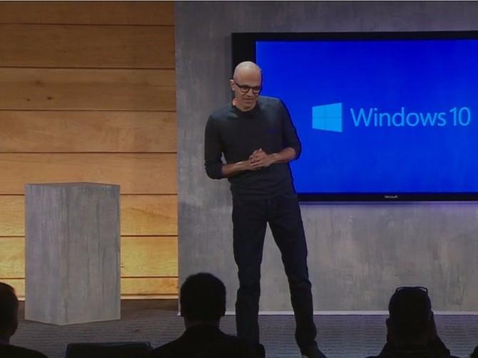 Satya Nadella vừa gia nhập Microsoft.