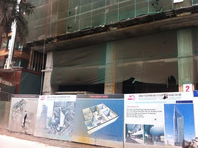 Được biết, theo thông tin quảng cáo nhà thầu xây dựng dự án là công ty cổ phần xây dựng việt trung thi công đúng tiến độ đảm bảo chất lượng kỹ thuật của tòa nhà.