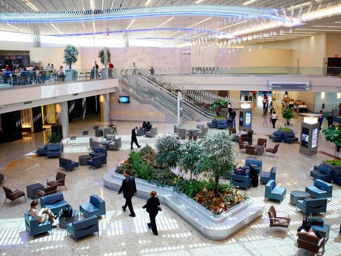 Số 1. Hartsfield-Jackson Sân bay quốc tế Atlanta (ATL): 101.491.106 hành khách vào năm 2015