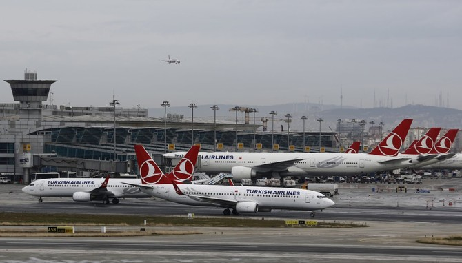 Số 11. Istanbul Ataturk Airport (IST): 61.836.781 hành khách vào năm 2015