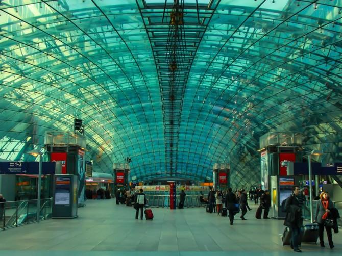 Số 12. Sân bay Frankfurt (FRA): 61.032.022 hành khách vào năm 2015