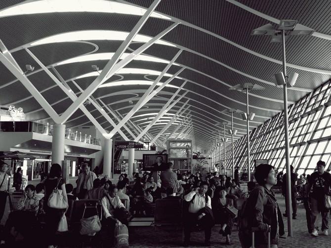 Số 13. Shanghai Pudong International Airport (PVG): 60.053.387 hành khách vào năm 2015