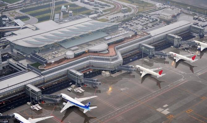 Số 5. Sân bay quốc tế Tokyo (HND): 75.316.718 hành khách vào năm 2015