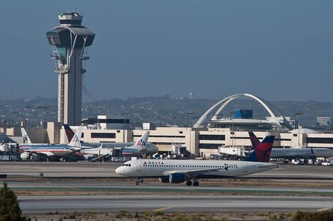 Số 7. Sân bay quốc tế Los Angeles (LAX): 74.937.004 hành khách vào năm 2015