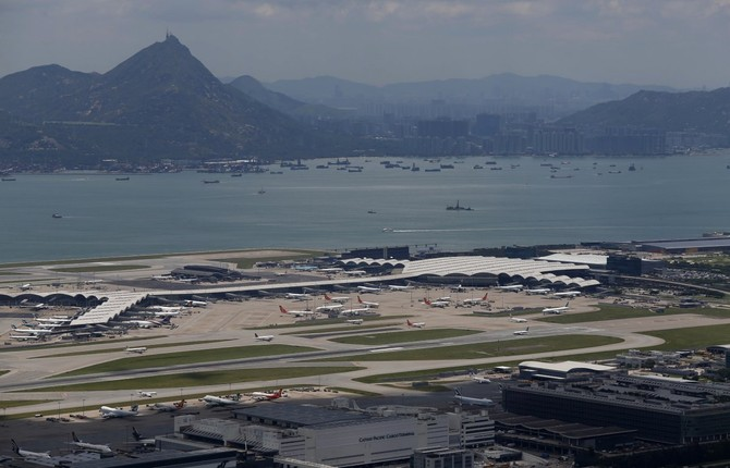Số 8. Hồng Kông (HKG): 68.283.407 hành khách vào năm 2015
