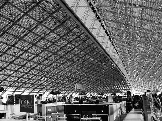 Số 9. Paris Charles de Gaulle (CDG): 65.766.986 hành khách vào năm 2015