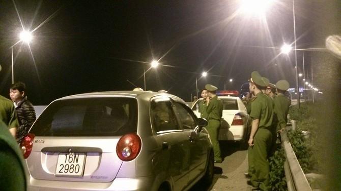 Lực lượng chức năng đã tạm giữ 2 xe khách để điều tra