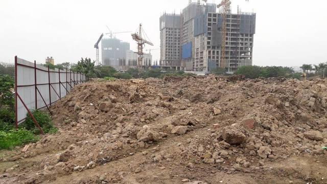 """Hà Nội: Phế liệu xây dựng đổ """"chất núi"""", đất dự án """"biến"""" thành điểm kinh doanh? - Ảnh 3"""