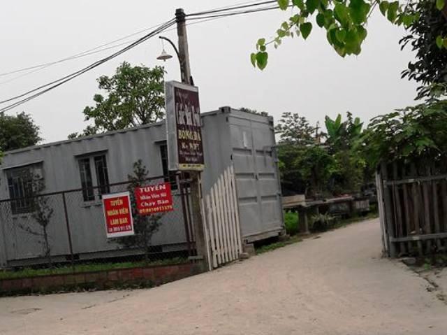 """Hà Nội: Phế liệu xây dựng đổ """"chất núi"""", đất dự án """"biến"""" thành điểm kinh doanh? - Ảnh 5"""