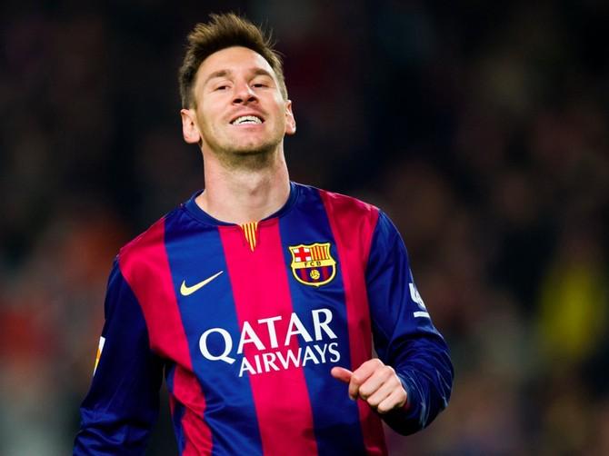 1. Lionel Messi (FC Barcelona, 28 tuổi)