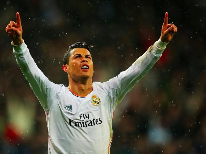 2. Christiano Ronaldo (Real Madrid, 31)