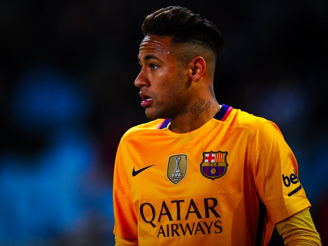 3. JR Neymar (FC Barcelona, 24)