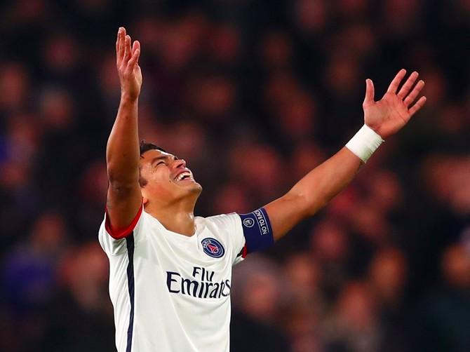 5. Thiago Silva (Paris Saint-Germain, 31)