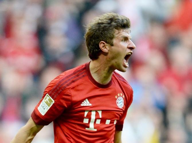 8. Thomas Muller (Bayern Munich, 26)