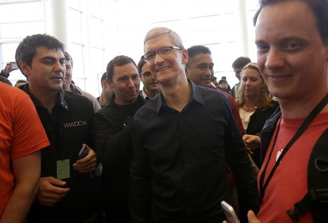 Giám đốc điều hành Apple Tim Cook: $ 209.151