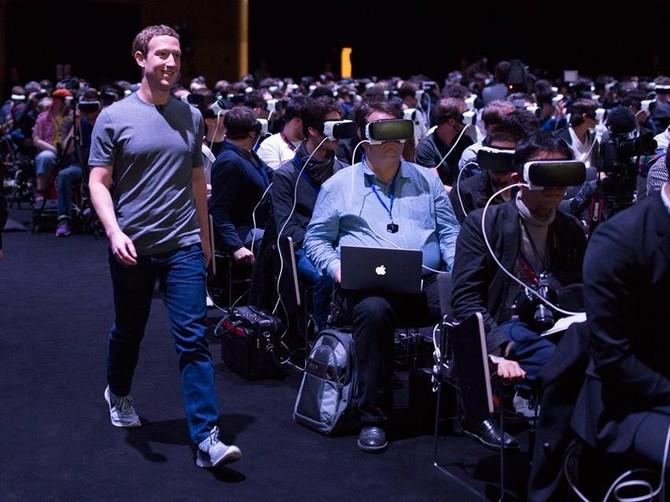 Giám đốc điều hành Facebook Mark Zuckerberg: $ 610.454