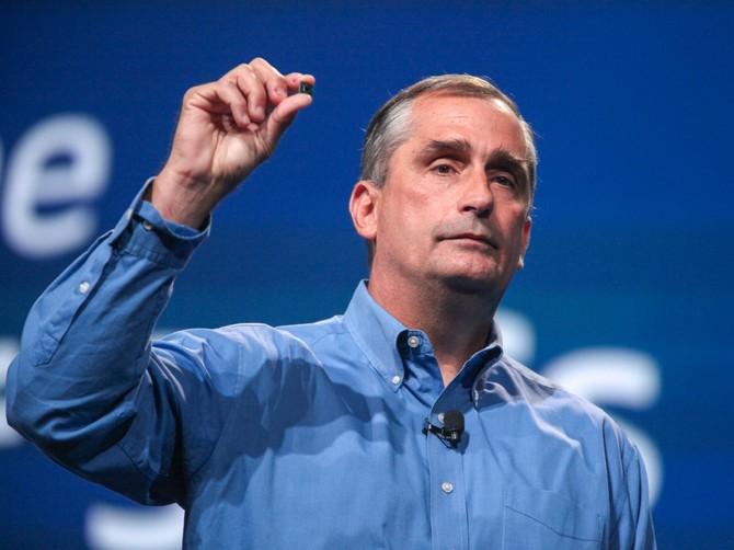 giám đốc điều hành Intel: $ 51.600