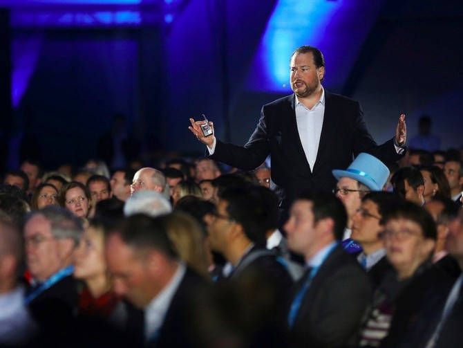 CEO Salesforce Marc Benioff: $ 1.449.882