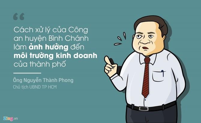 Vu khoi to hinh su chu quan ca phe Xin Chao qua tranh hinh anh 6