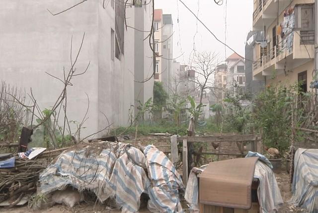 Nhiều hộ dân vẫn chưa có nhà ở