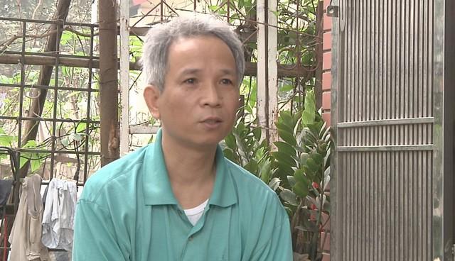 Ông Trần Văn Dũng tỏ ra khó hiểu với lý do mà chính quyền đưa ra