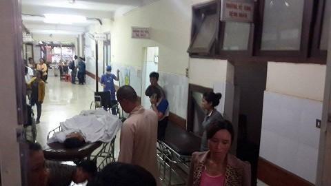 Hành khách tử vong trong vụ tai nạn tại bệnh viện