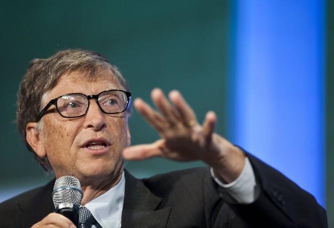 """""""Nếu ai đó là rất thô lỗ mà họ nghĩ rằng họ biết tất cả mọi thứ, Knuth sẽ giúp họ hiểu rằng thế giới là sâu sắc và phức tạp"""", Gates nói."""