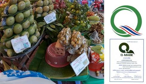 Trái cây Thái Lan chứa chất độc hại - ảnh 1