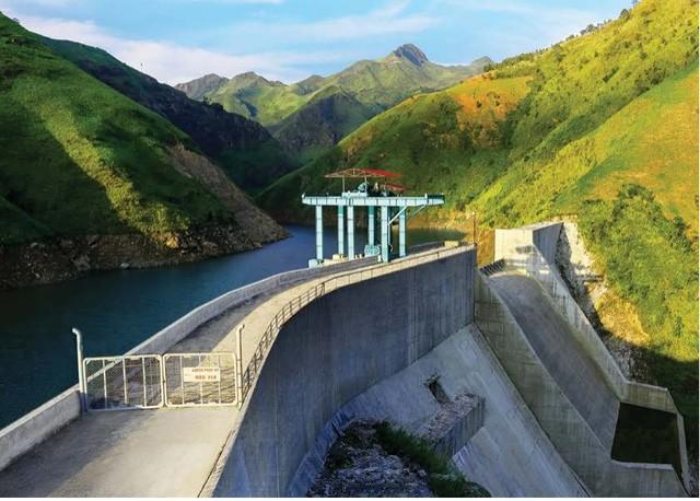 Nhà máy Thủy điện Suối Sập của Xuân Thiện tại Sơn La được khánh thành năm 2011.